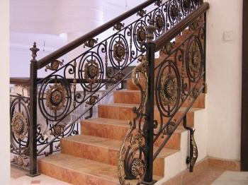 Al - Rawda Iron Working Factory - Door , Railings Handrail